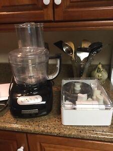 Brand new Kitchenaid 12 cup processor