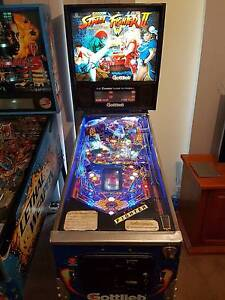 Street Fighter 2 pinball machine by GOTTLIEB Clayton South Kingston Area Preview