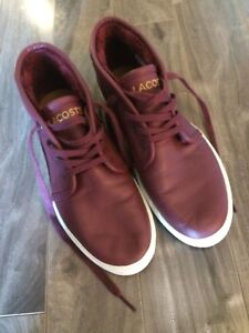 Lacoste Sneakers - Size 7.5