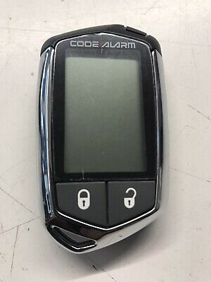 CODE ALARM Remote start & security system 2-way LCD control CASECRS ca2LCD5