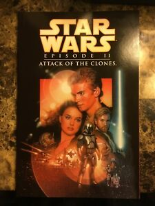 Star Wars: Episode 2 Attack of the Clones comic book