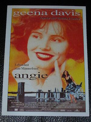 Filmkarte - Cinema - Angie