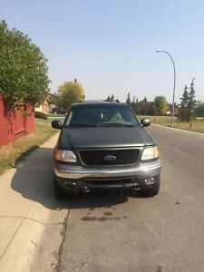 2001 Ford Expedition for $1200