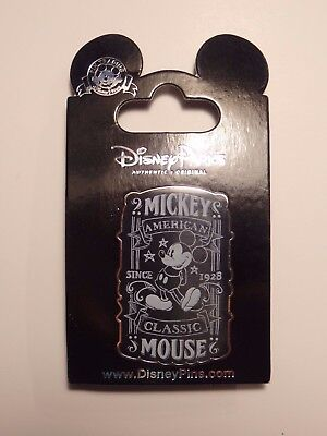 Disney Trading Pin Mickey Mouse American Classic Since 1928