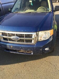 2008 Ford Escape fully loaded