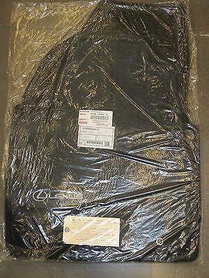 Lexus Oem Factory 4 Piece Carpet Floor Mat Set 2006 2008 Rx400h Black
