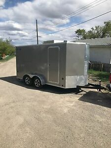 2015 7 by 14 Xr cargo trailer!!!