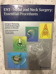 ENT - Head and Neck Surgery: Essential Procedures