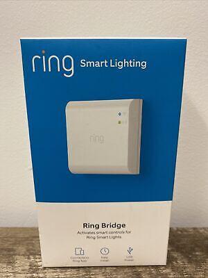 Ring 5B01S8-WEN0 Smart Lighting Bridge - White