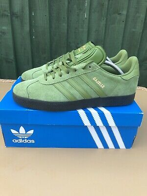 Adidas Gazelle Ardwick Colour Size UK 9 BNIB Gazwick Green Topanga Spzl Munchen