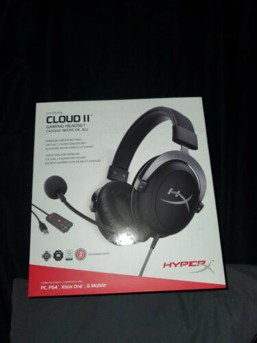 Hyperx Cloud Ii Gaming Headset 7.1 - $30.00