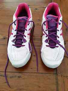 Netball shoes Asics Gel-netburner 17 Middle Ridge Toowoomba City Preview