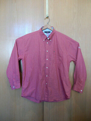 Tommy Hilfiger Red Golf Men's Extra Large BridgeStone Golf Dress (Bridgestone Golf Apparel)