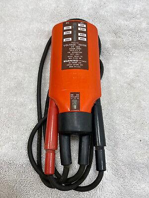 Vintage Etcon Corp. Acdc Voltage Tester Vt 150