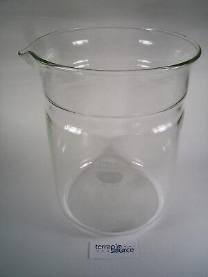 Corning Pyrex 1010-bo Glass 3 Liter 3000 Ml Replacement Beaker