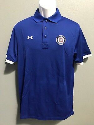 cruz azul polo jersey 100% authentic