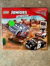 NEW Willy/'s Butte Speed Training LEGO Set 10742 Juniors