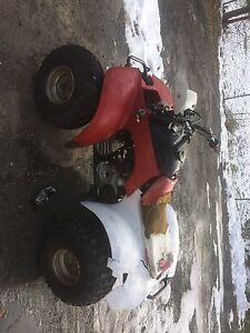 87 Honda trx 125