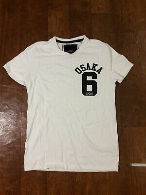 Osaka Super Dry Medium T-shirt white refer to size in description