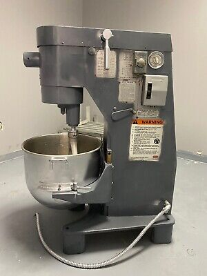 80 Qt 4 Speed Commercial Mixer 1080l With Bowl And Paddle - Great Condition