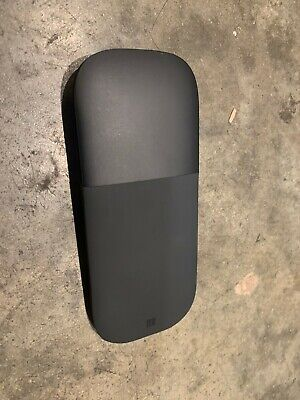 Used Microsoft Surface Bluetooth Wireless Arc Mouse ELG-00001 BLACK