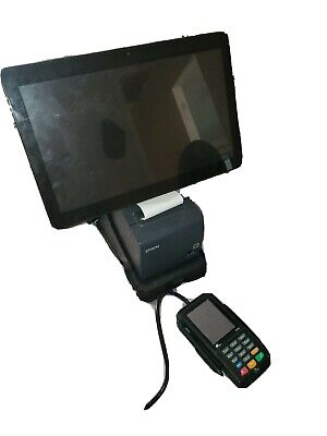 Elo Paypoint Esy15i1 Android All-in-one 15 Touch Screen Pos System Untested