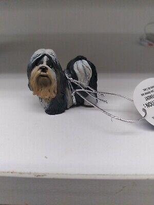 Breyer Collecta Shitzu dog puppy