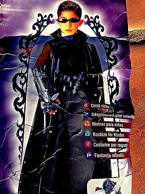 Covenant,Vampire Killer, SLAYER Commander BLADE, Halloween costume: Boy size M   - Vampire Killer Halloween Costume