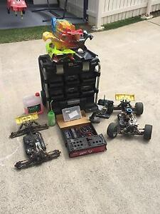 RC cars plus accessories Eimeo Mackay City Preview