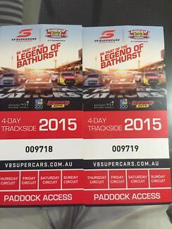 Bathurst V8s 2015 Sunday Mitchell Bathurst City Preview