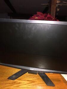 Acer desktop computer screen