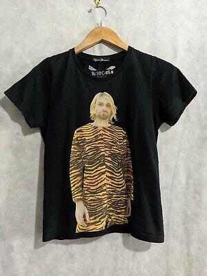Hysteric Glamour Kurt Cobain Pick Me Yeah! T Shirt 2007 Japan