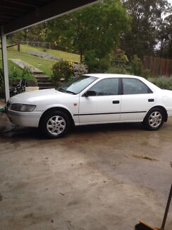 2002 Camry 83000k Mar16 Rego Minmi Newcastle Area Preview