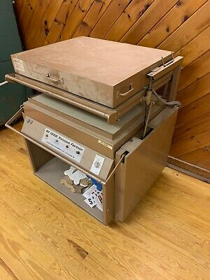 Plastic Vacuum Forming Machine Area-24-12x 34-12 See Pics For All Supplies