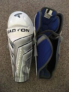 Easton Jr hockey knee/shin pads
