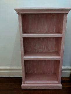 Pink Bookshelf