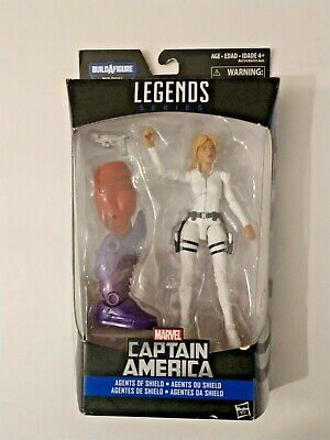 Marvel Legends Series CAPTAIN AMERICA ACTION FIGURE BAF RED SKULL NIB