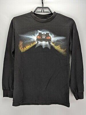Rare The hundreds back to the future 2015 Countdown Long Sleeve Shirt (Back To The Future Long Sleeve Shirt)
