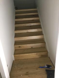 Installation timber, lamine , vinyl wiht simon  Cranbourne Casey Area Preview