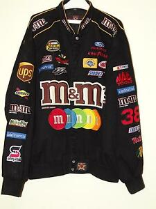 Race Car Jackets >> Nascar Jacket Ebay