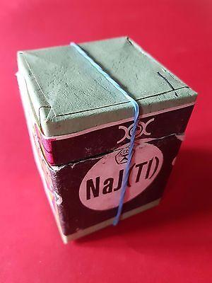 Scintillator Naitl Naj Ti 3040 Mm New Scintillation Detector Nos
