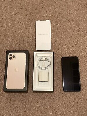 Apple iPhone 11 Pro Max - 64GB - Space Gray (AT&T) A2161 (Unlocked)