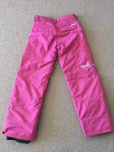 Female Rip Curl snow boarding pants never worn