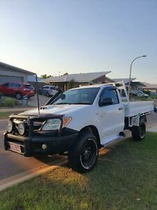 Toyota Hilux 4X4 Single Cab 2006 - Ready for your next adventure