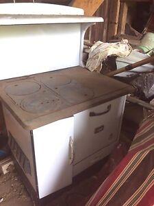 Antique Cookstove