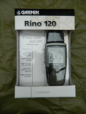 GARMIN Rino 120