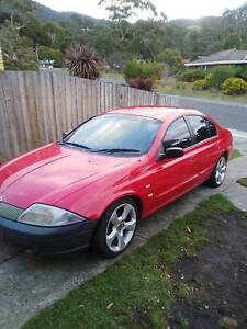 5spd xr6 tickford Sedan Claremont Glenorchy Area Preview