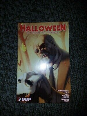 Halloween 30 Years Of Terror DDP Comic Book Michael - Halloween 30 Years Of Terror Comic Book