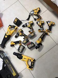 Dewalt tool set new