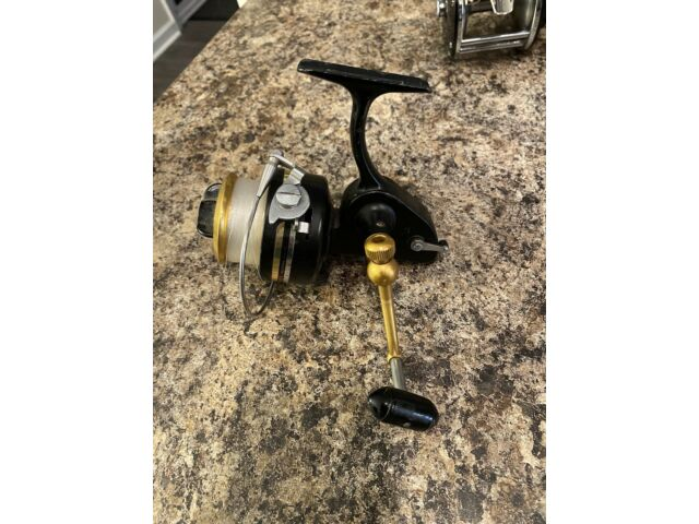 Vintage Penn Spinfisher 710 Z Saltwater Spinfisher Spinning Fishing Reel Nice